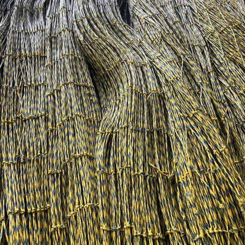 PE braided fishing net